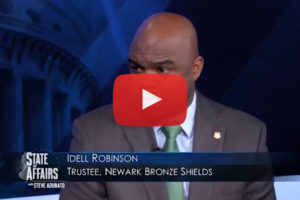 Idell Robinson on State of Affairs with Steve Adubato discussing NFL Players Kneeling for the National Anthem