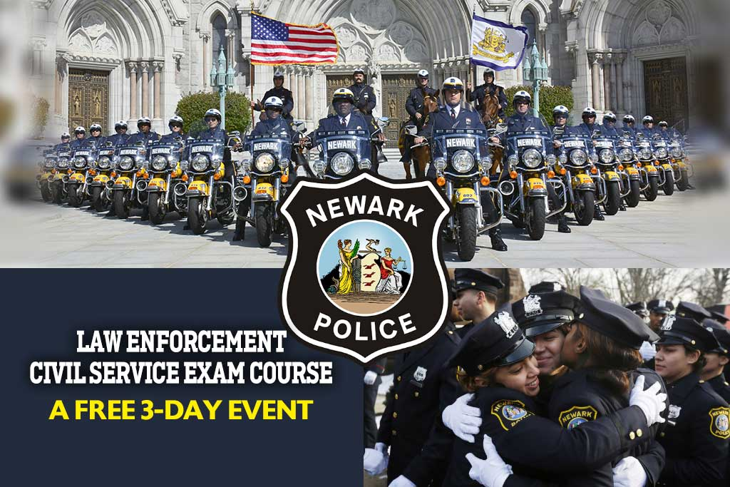 Law Enforcement Civil Service Exam Course
